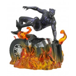 Figura - Marvel - Black Panther (23cm)