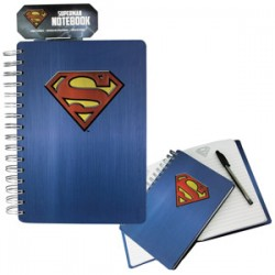 Cuaderno Superman 200pág,