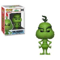 Pop Grinch 2018 Grinch 659