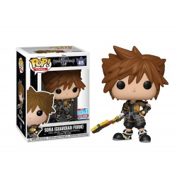Pop KH3 Sora Guardián Excl, 405