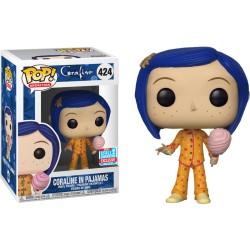 Funko Pop! Coraline - Coraline en Pijama (Edición Limitada) (424)