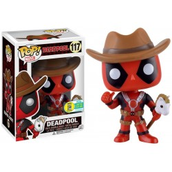 Funko Pop! Deadpool - Deadpool (Edición Limitada) (117)