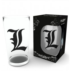 Vaso Largo Death Note