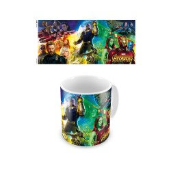 Taza - Marvel - Vengadores: Infinity War (Modelo 2)