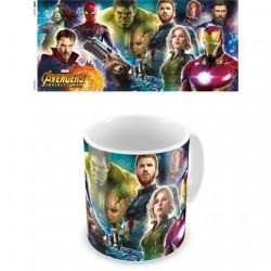 Taza - Marvel - Vengadores: Infinity War (Modelo 1)