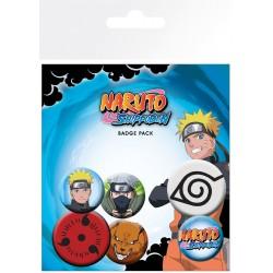 Pack Chapas Naruto Shippuden