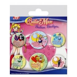 Pack Chapas Sailor Moon