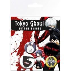 Pack Chapas Tokyo Ghoul
