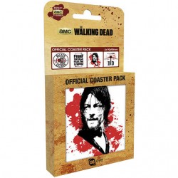 Posavasos Walking Dead
