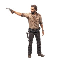 Figura - The Walking Dead - Rick Grimes (25 cm)