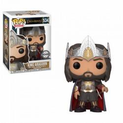 Funko Pop! El Señor de los Anillos - Rey Aragorn (534)
