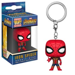 Llavero Pop IW Iron Spider