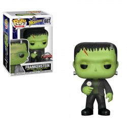 Pop Frankenstein 607