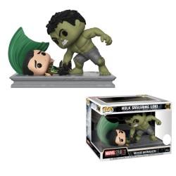 Funko Pop! Escena Hulk aplastando a Loki (362)