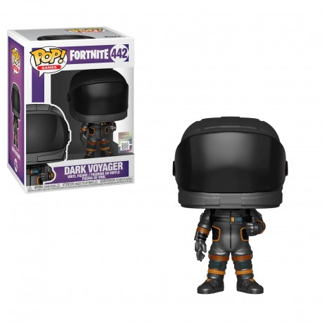 pop fortnite dark voyager 442 - caballero oscuro fortnite pop