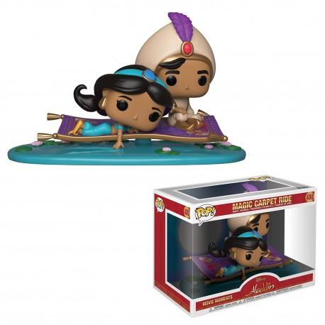 Escena Aladdin & Jazmine 480