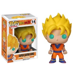 Funko Pop! Drangon Ball Z- Super Saiyan Goku (14)