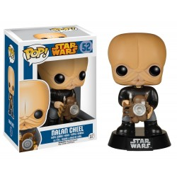 Funko Pop! Star Wars - Nalan Cheel