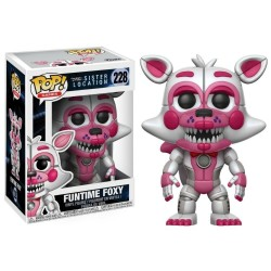 Pop FNAF Funtime Foxy 228