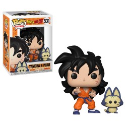 Funko Pop! Dragon Ball Z - Yamcha y Puar (531)