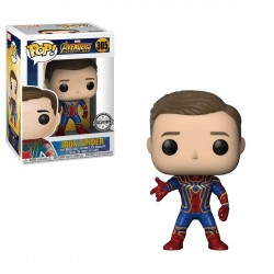 Funko Pop! Vengadores: Infinity War - Iron Spider (Exclusivo) (305)