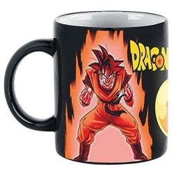 Taza Térmica - Dragon Ball Z - Saiyan