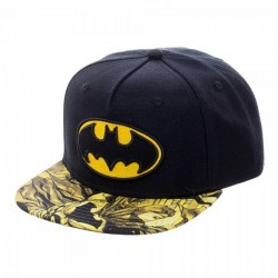 Gorra Batman Black-Yellow
