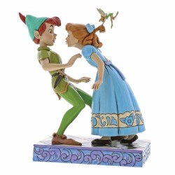 Beso Peter Pan Y Wendy