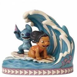 Figura - Lilo y Stitch - Ola (Catch The Wave) (15 Aniversario)