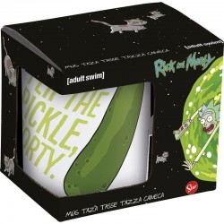 Taza - Rick y Morty - Pickle Rick
