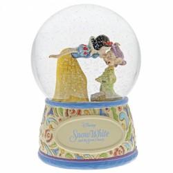 Bola de nieve - Blancanieves - Blancanieves y Mudito