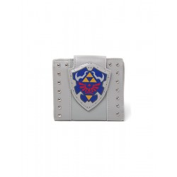 Cartera Zelda Link's Shield