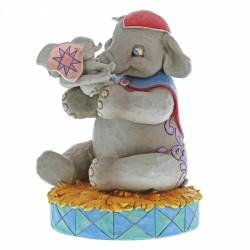 Dumbo Con Su Mama