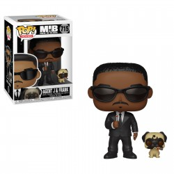 Pop MIB Agente J Frank 715