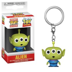 Llavero Pop TS Alien