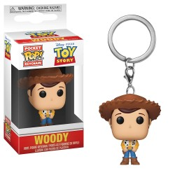 Llavero Funko Pop! Toy Story - Woody