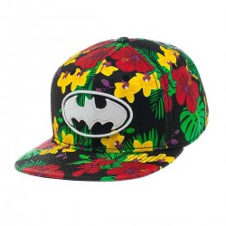 Gorra Batman Flowers