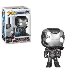 Funko Pop! Vengadores: Endgame - War Machine (458)