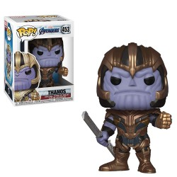 Pop Endgame Thanos 453