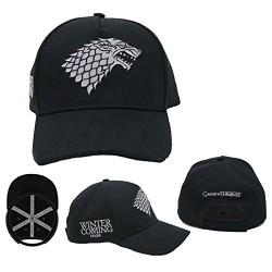 Gorra Stark Juego de Tronos