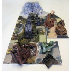 Libro Juego De Tronos 3D