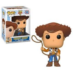 Funko Pop! Toy Story 4 - Woody (522)