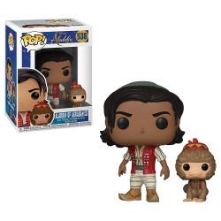 Funko Pop! Aladdin (2019) - Aladdin & Abu (538)