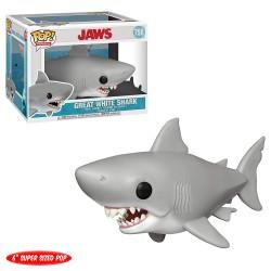 Funko Pop! Tiburón - Gran Tiburón Blanco (Sin bombona) (15cm) (758)