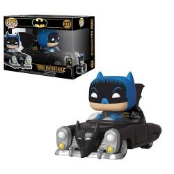 Funko Pop! Ride: Batman - Batmóvil de 1950 (277)