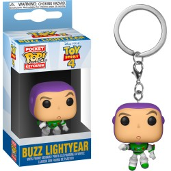 Llavero Pop TS4 Buzz Lightyear