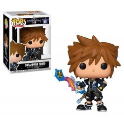 Funko Pop! Kingdom Hearts 3 - Sora (Forma Fusión) (491)