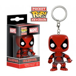F Pop Llavero Deadpool