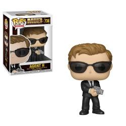 Pop MIB Agente H 738