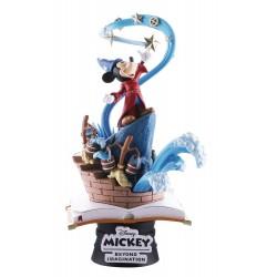 Diorama Mickey Aprendiz